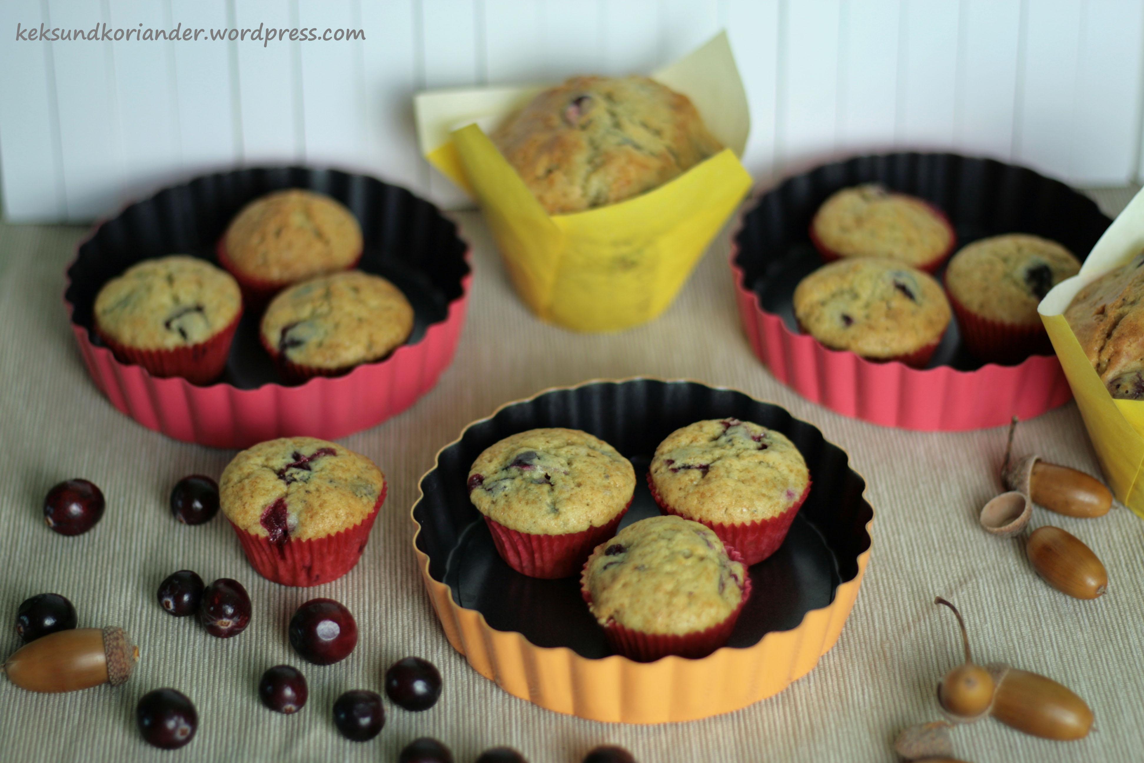 alle cranberrymuffins