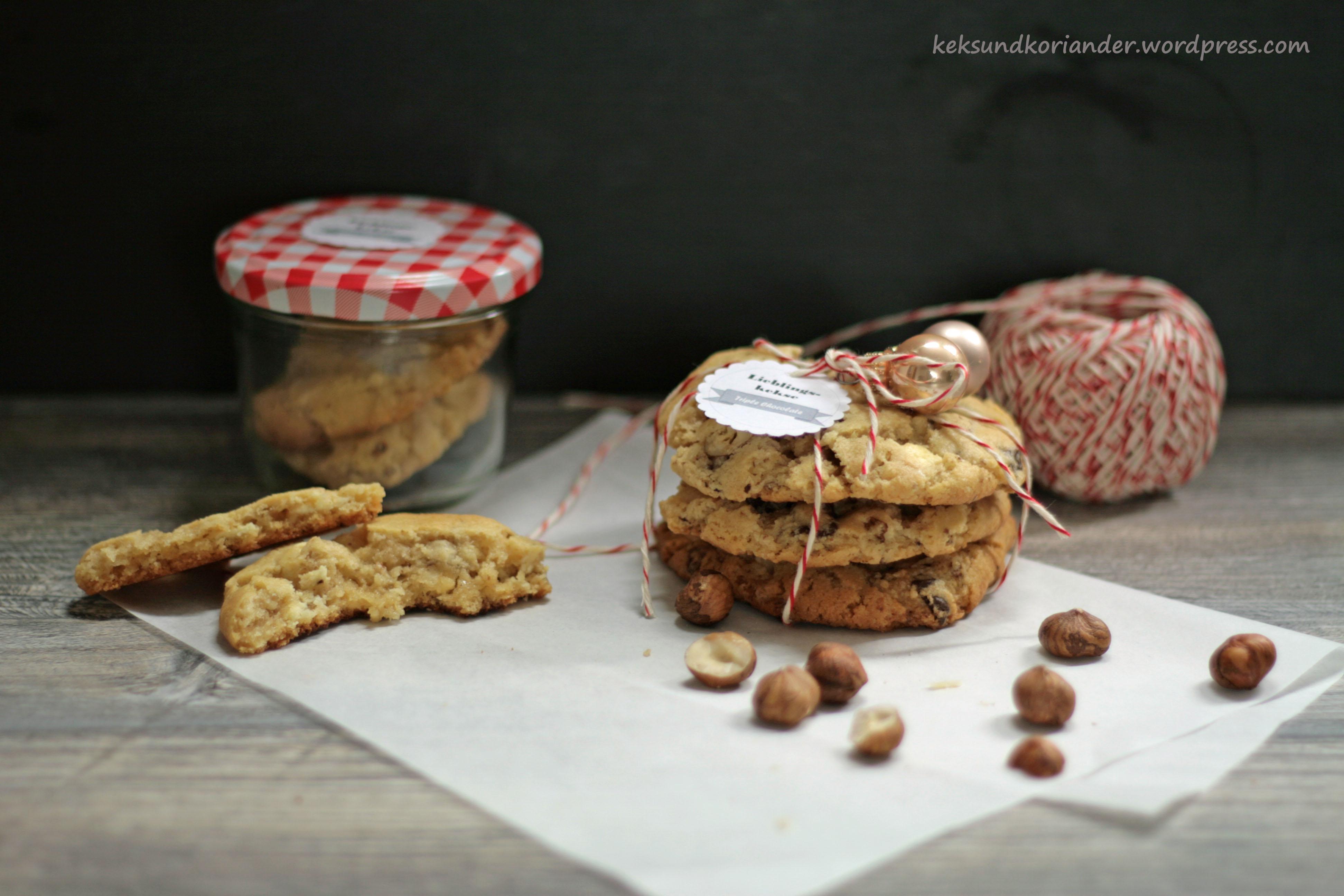 Köstlich Knusprige Cookies Als Last Minute Geschenkidee