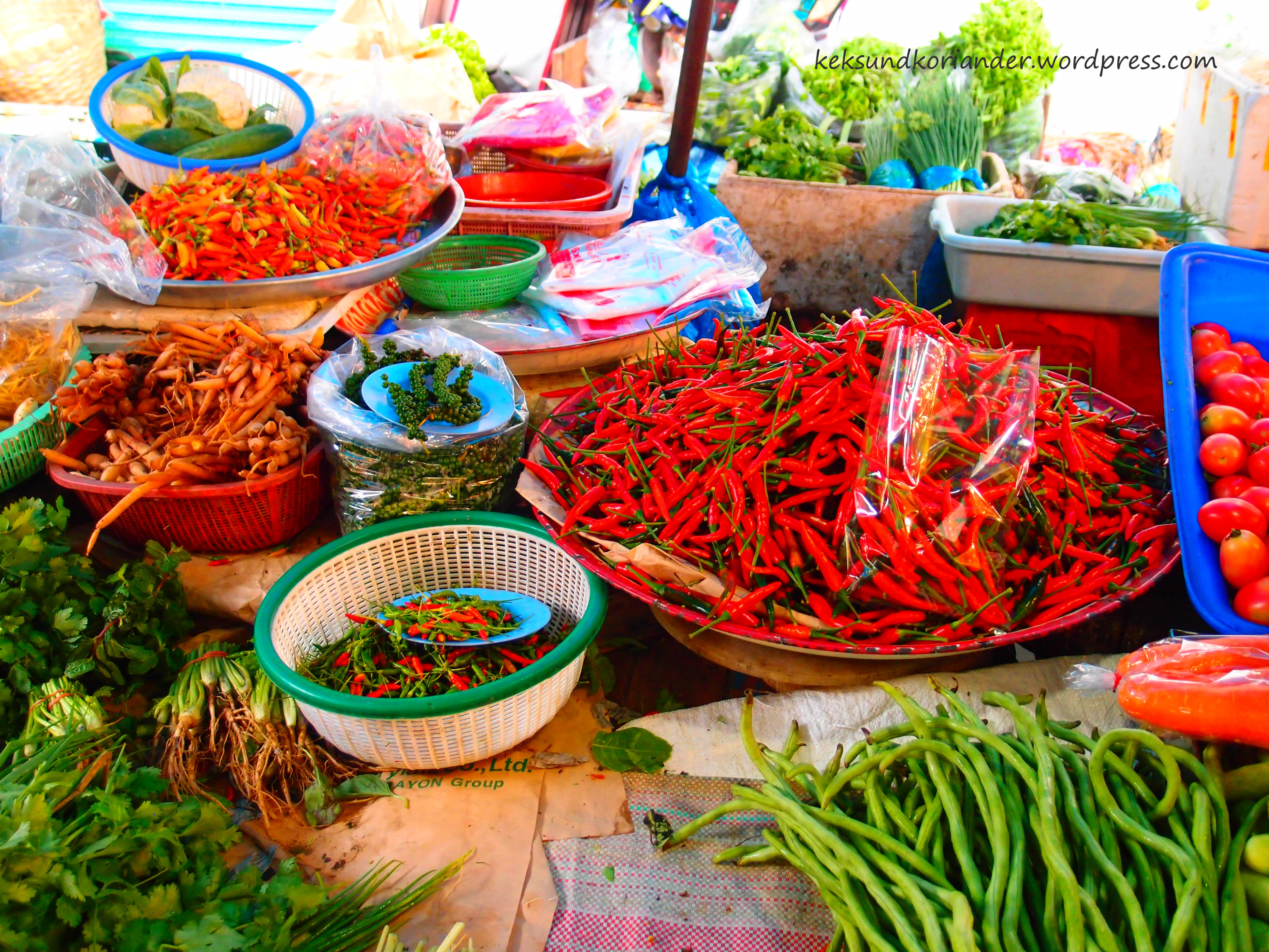 Kochkurs Bangkok Thailand Gewürze