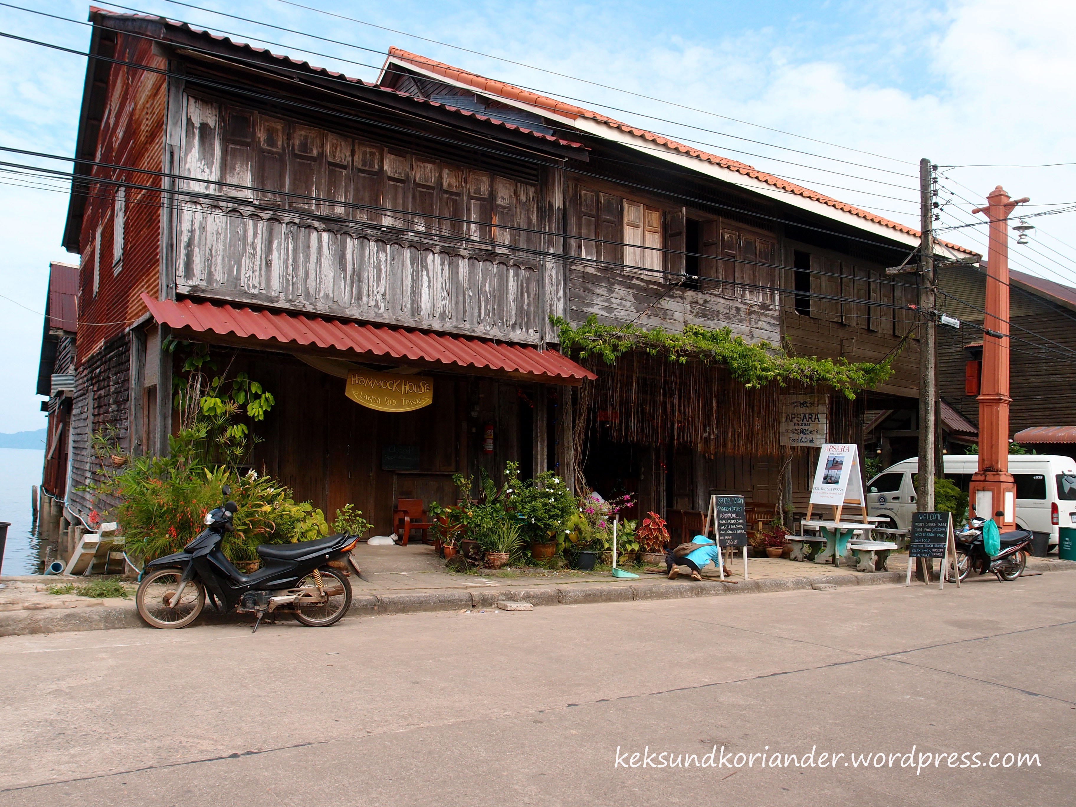 Koh Lanta Old Town Thailand