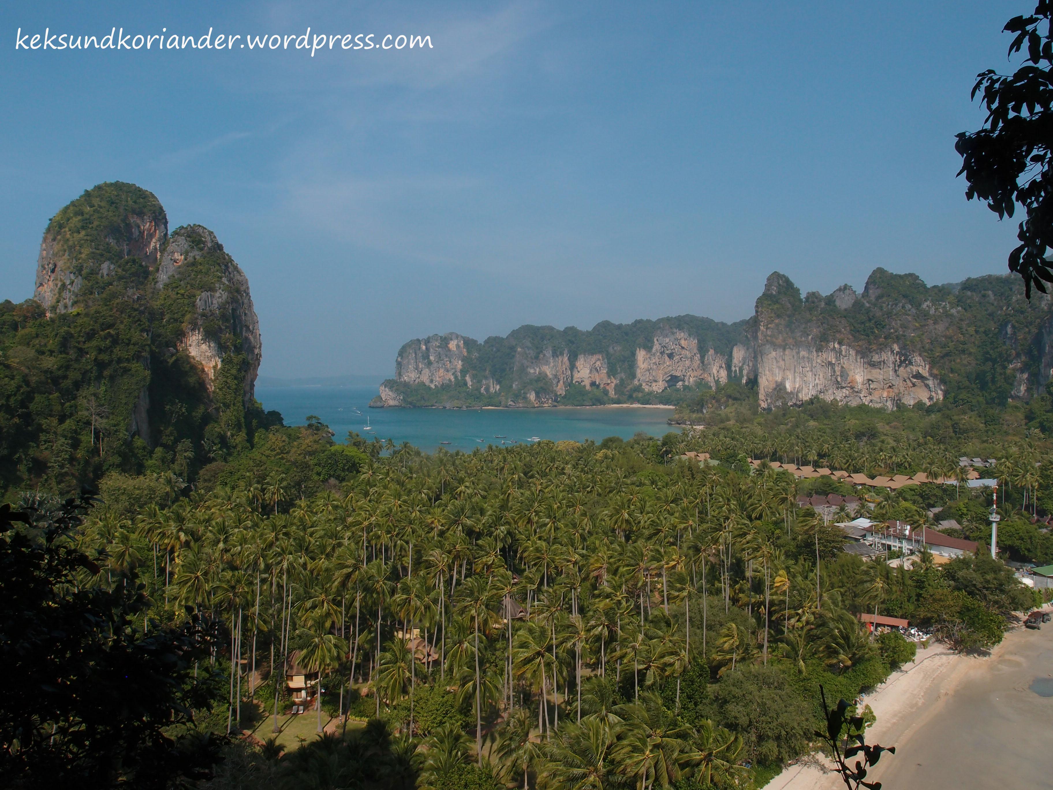 Rai Leh Krabi Thailand