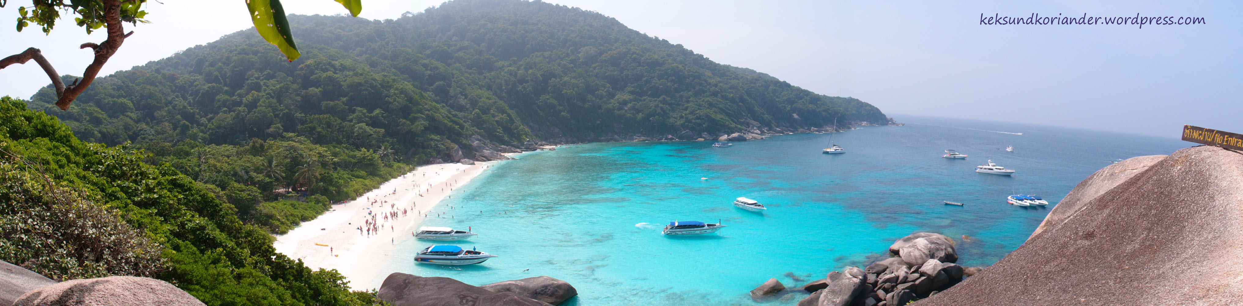 Similan Islands Schnorcheln Thailand