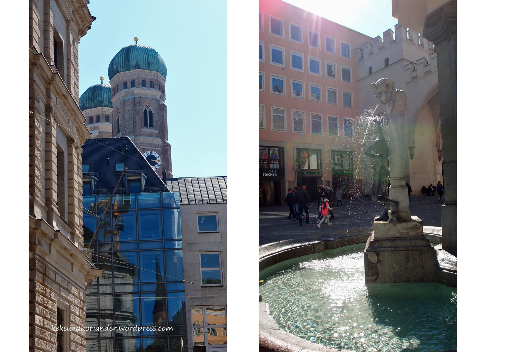 München frauenkirche_brunnen