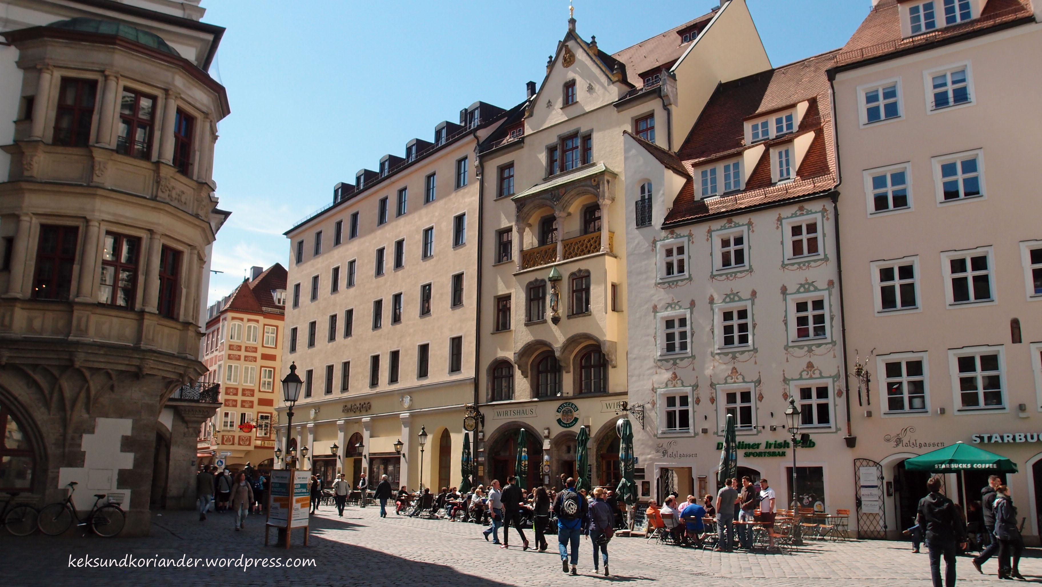Platzl München Altstadt