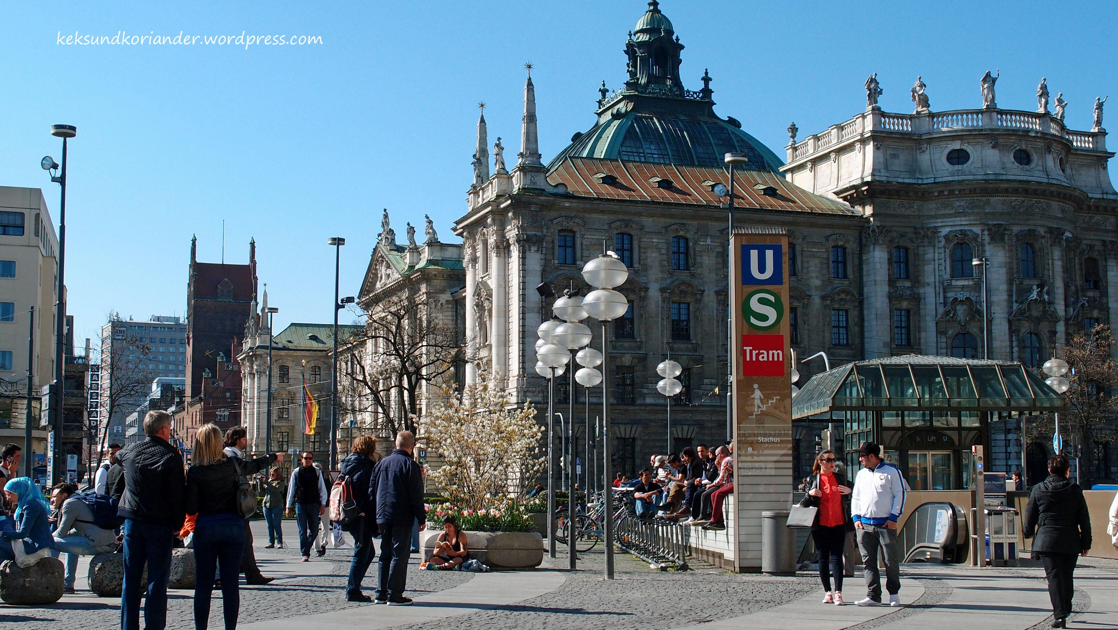 Stachus Karlsplatz München