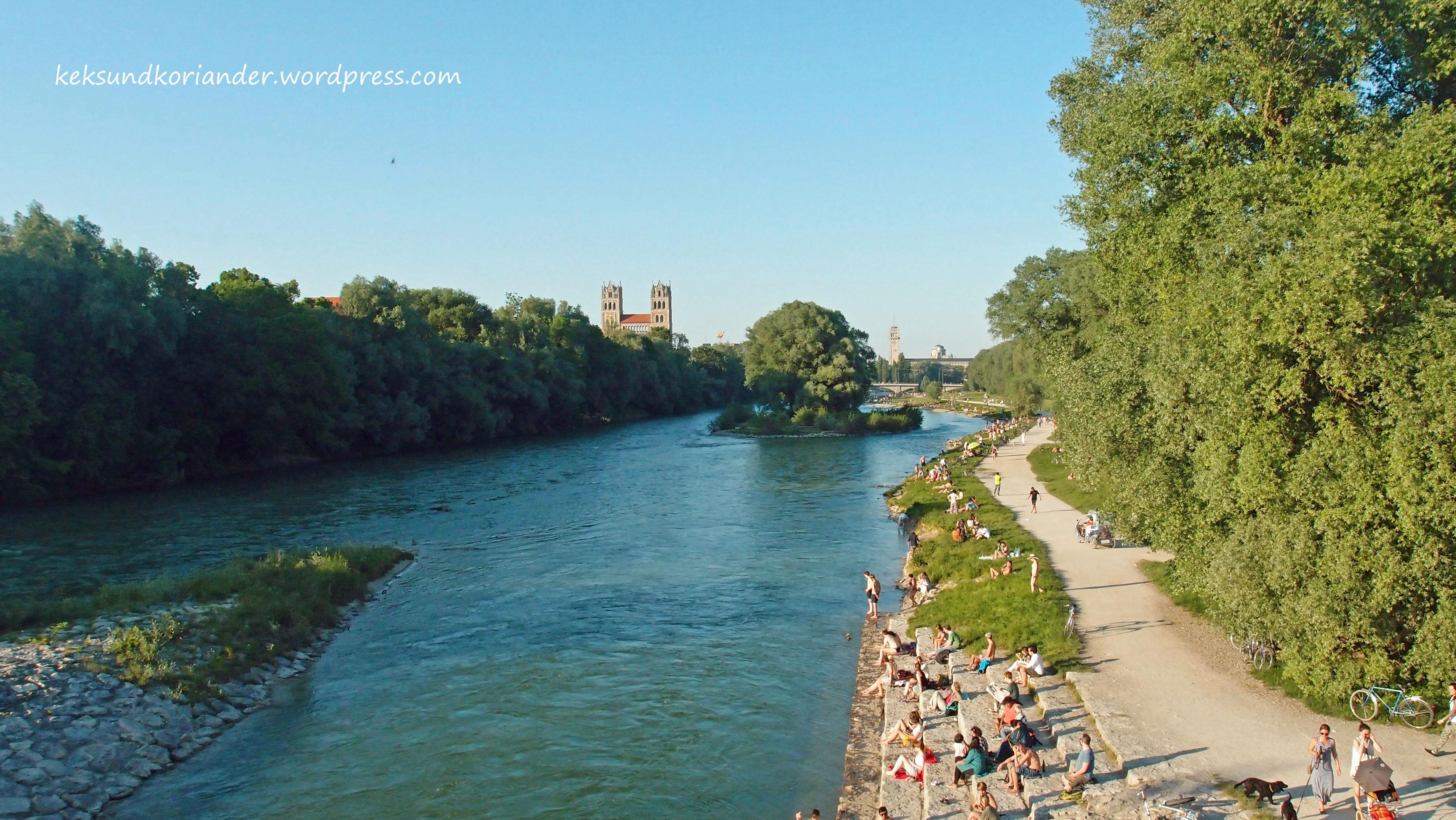 München Isar Au