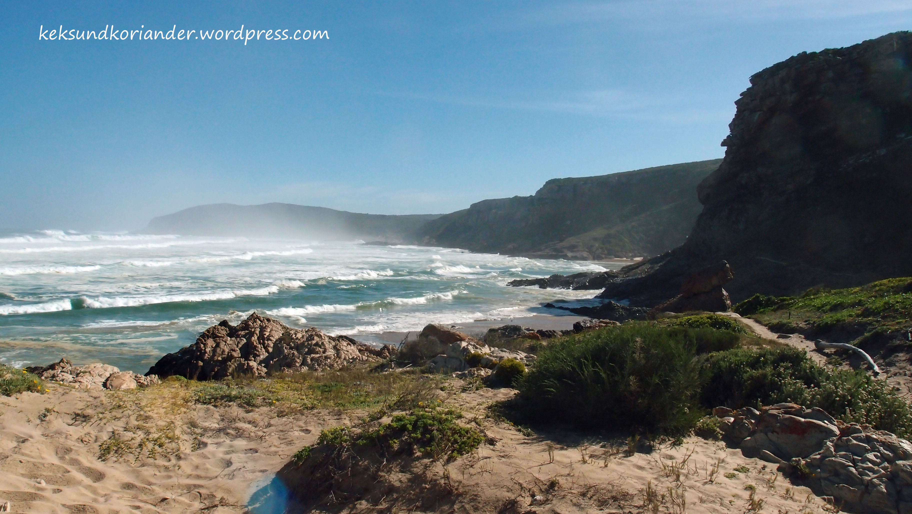 Robberg National Park Wandern Südafrika