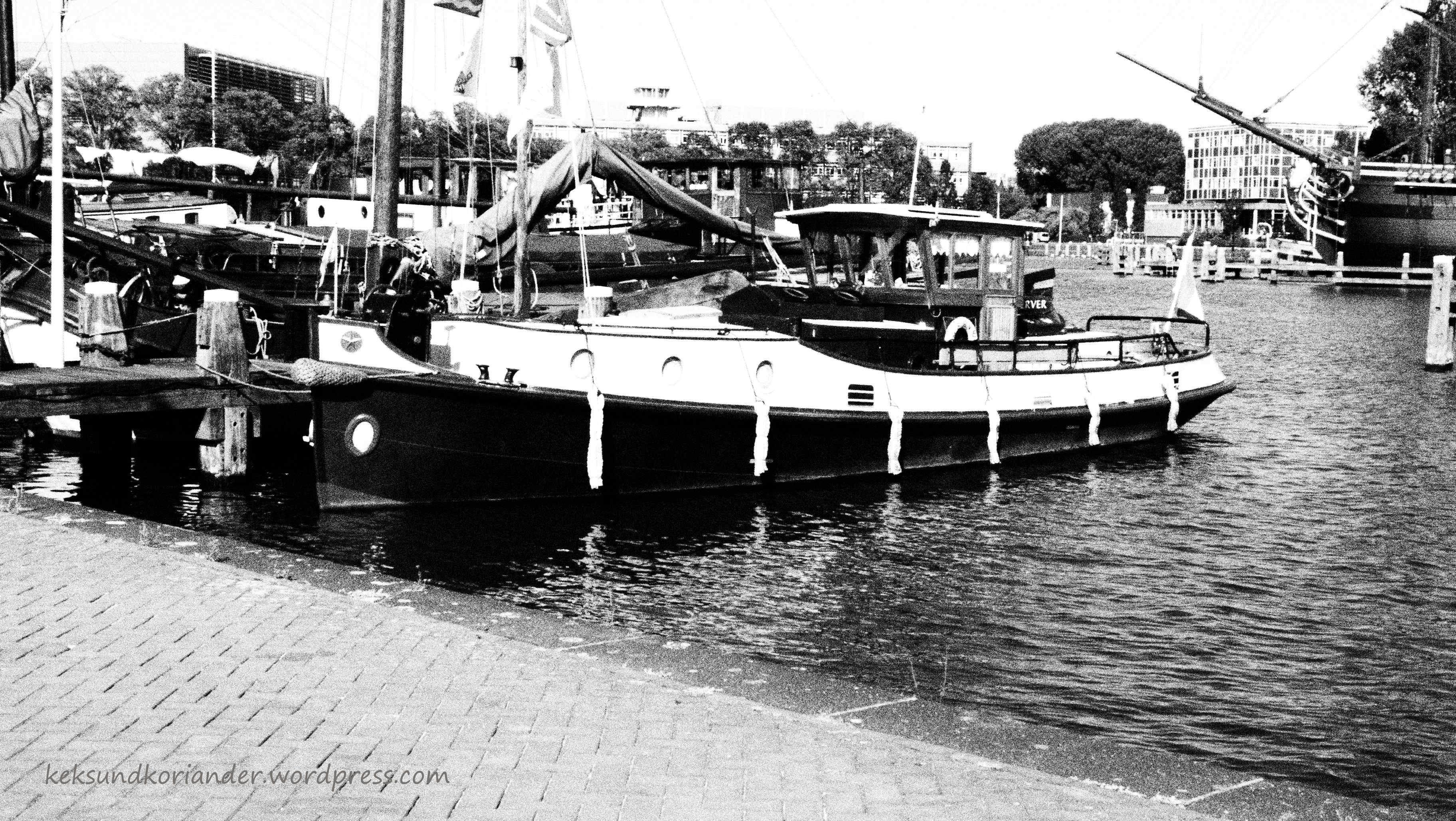 Grachten Amsterdam Niederlande