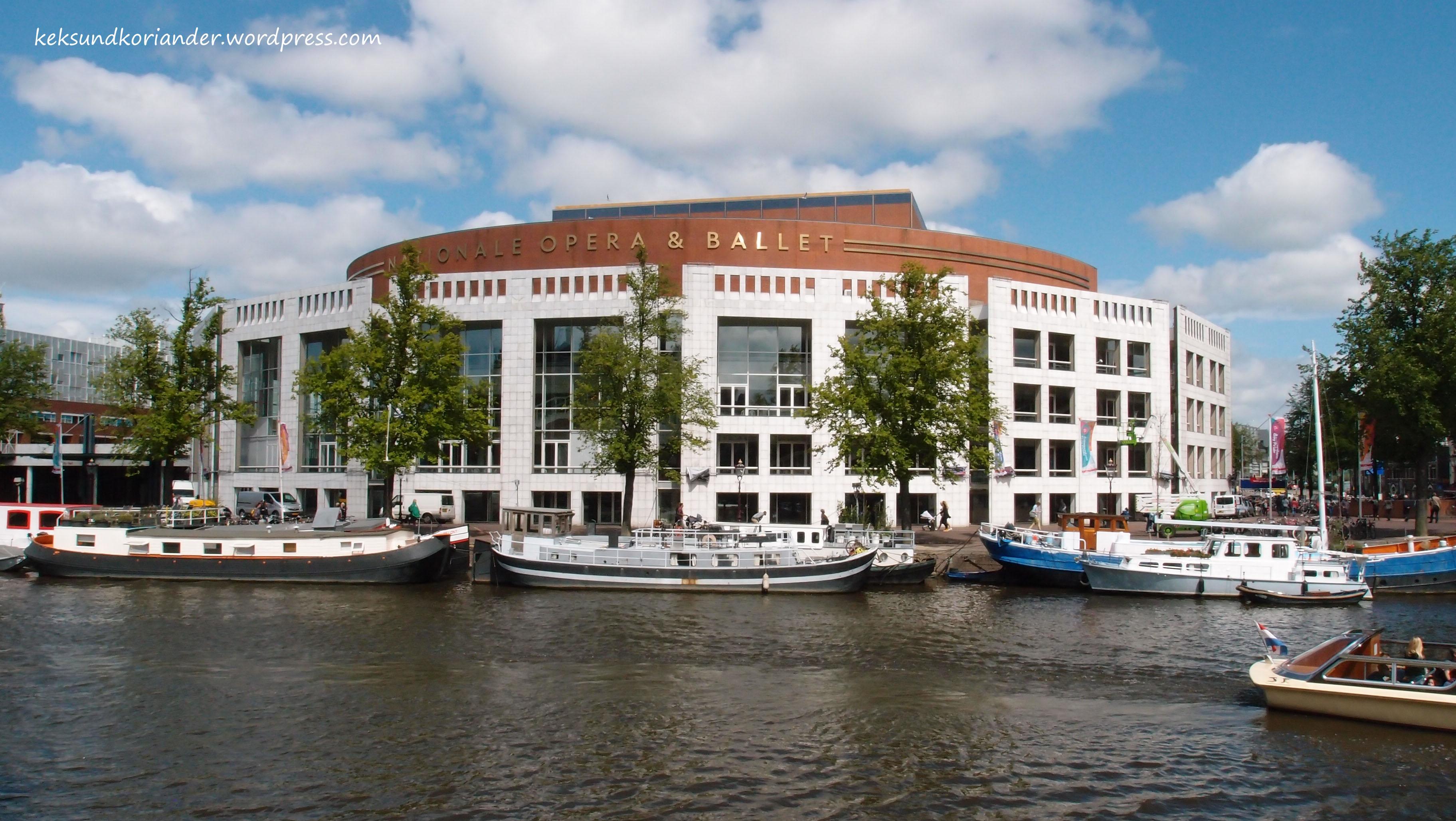 Amsterdam Niederlande Oper
