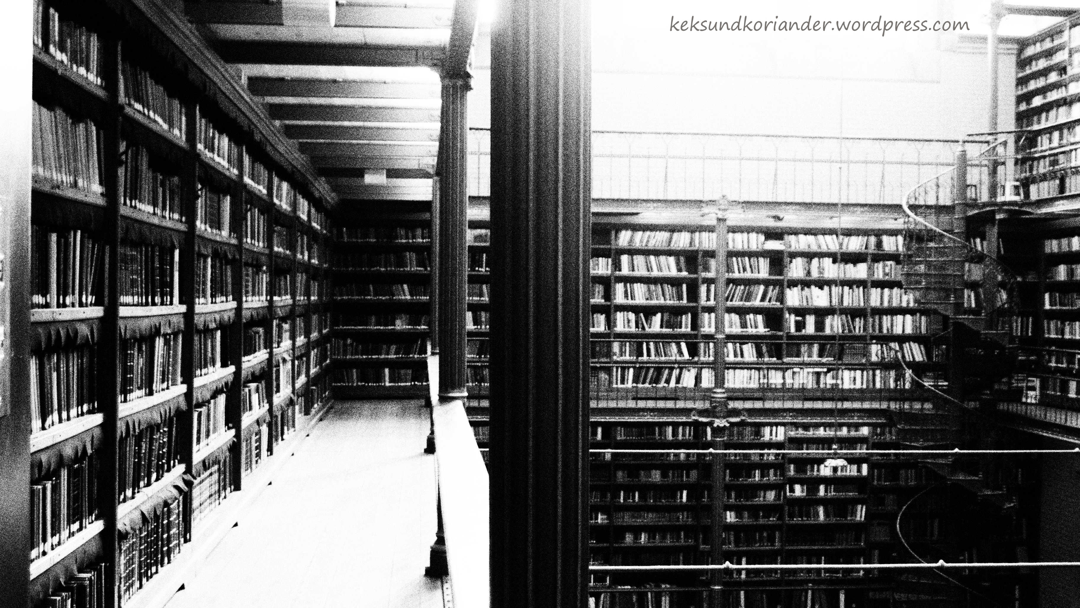 Bibliothek Amsterdam Niederlande