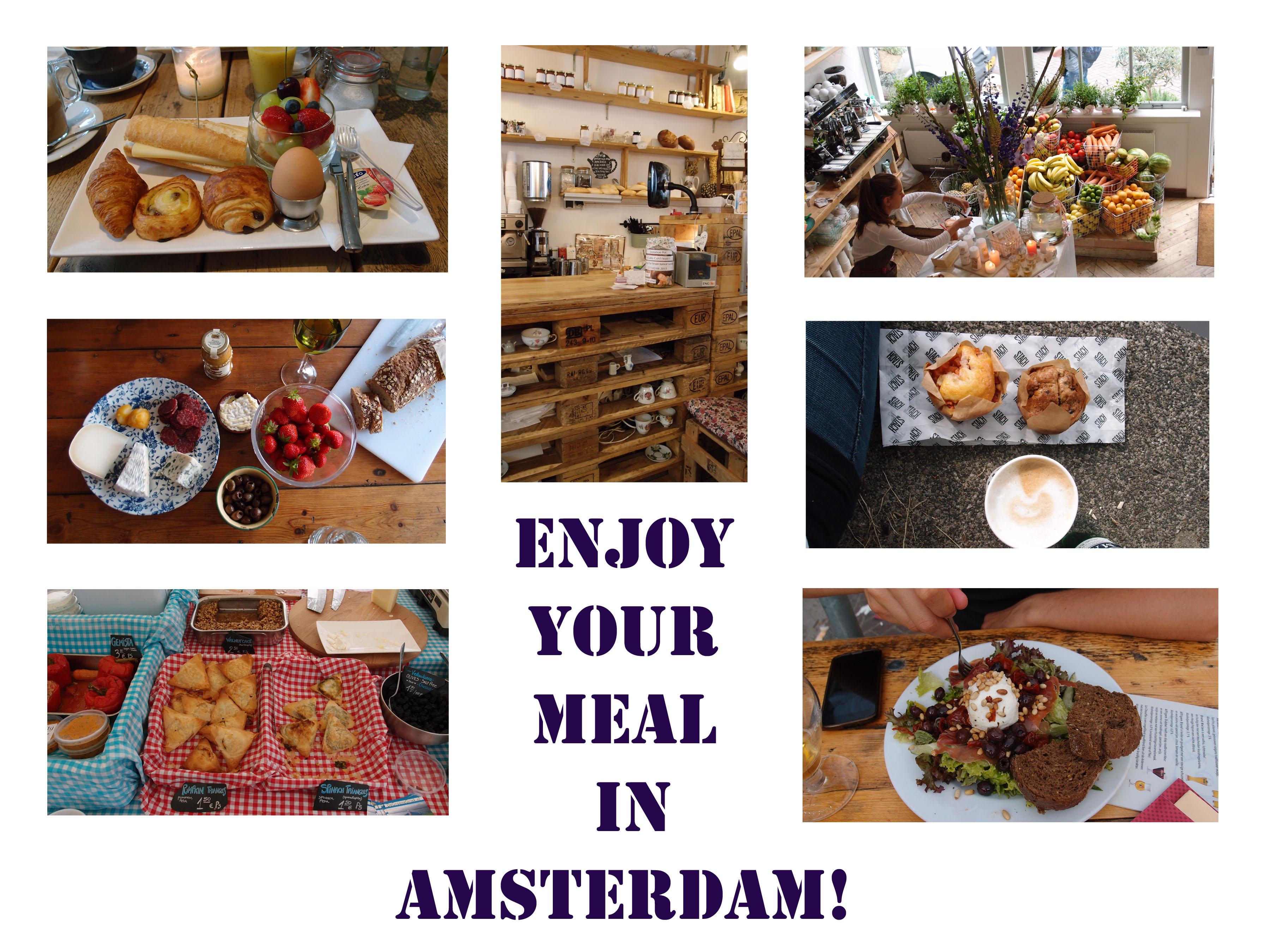 Essen Amsterdam