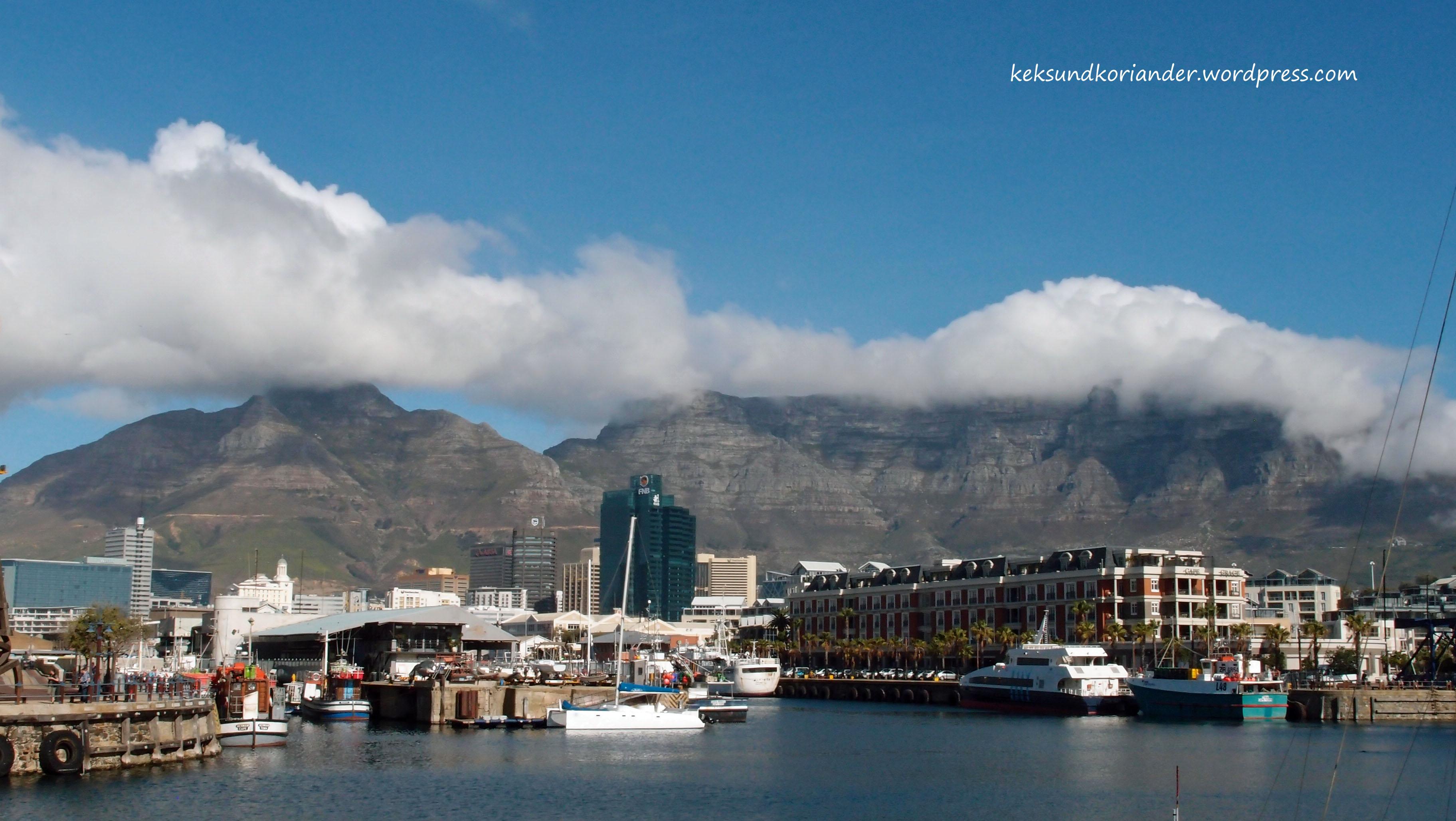 Kapstadt Südafrika Waterfront
