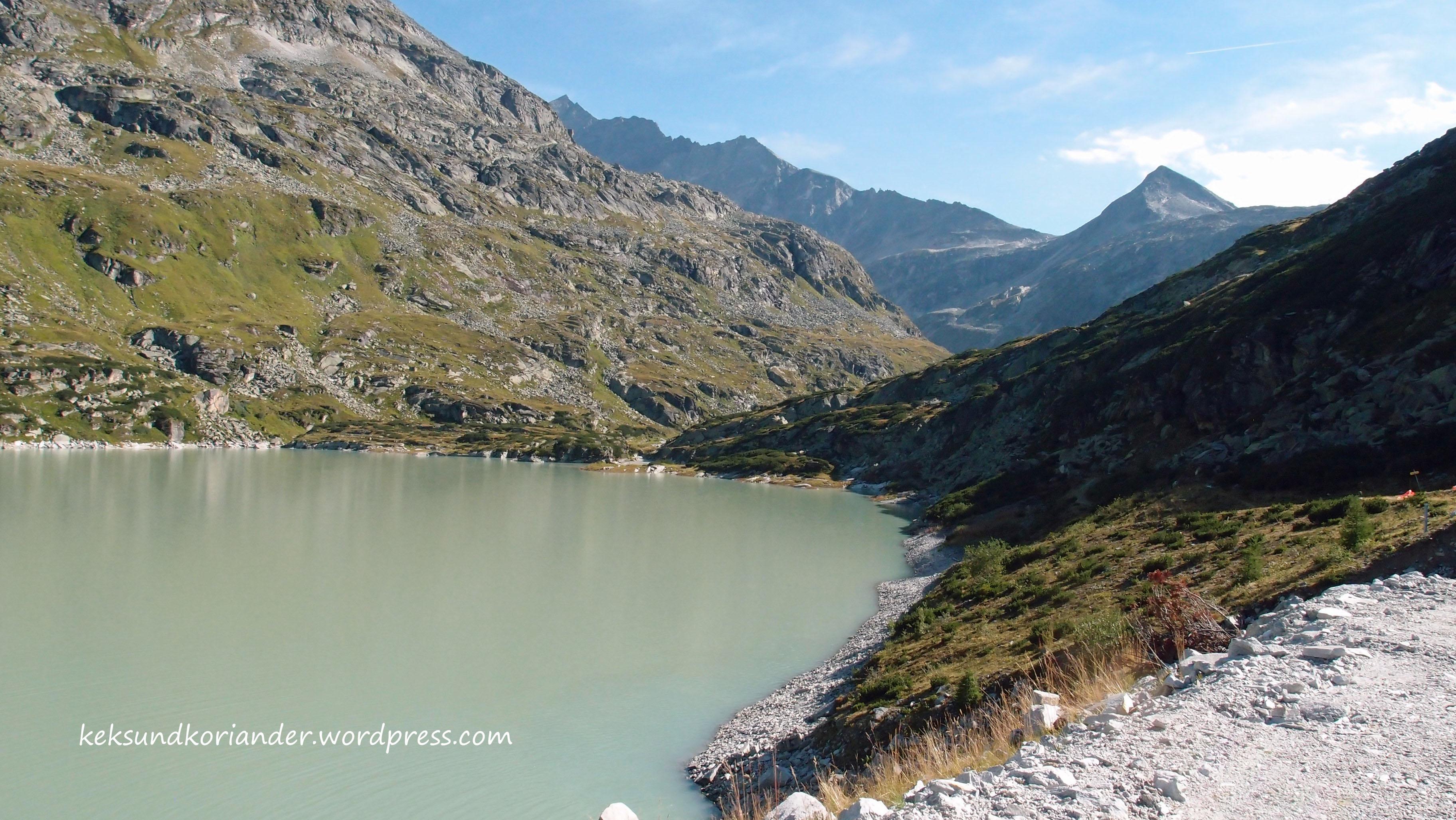 Wandern Hohentauern Österreich 3-Seen-Weg