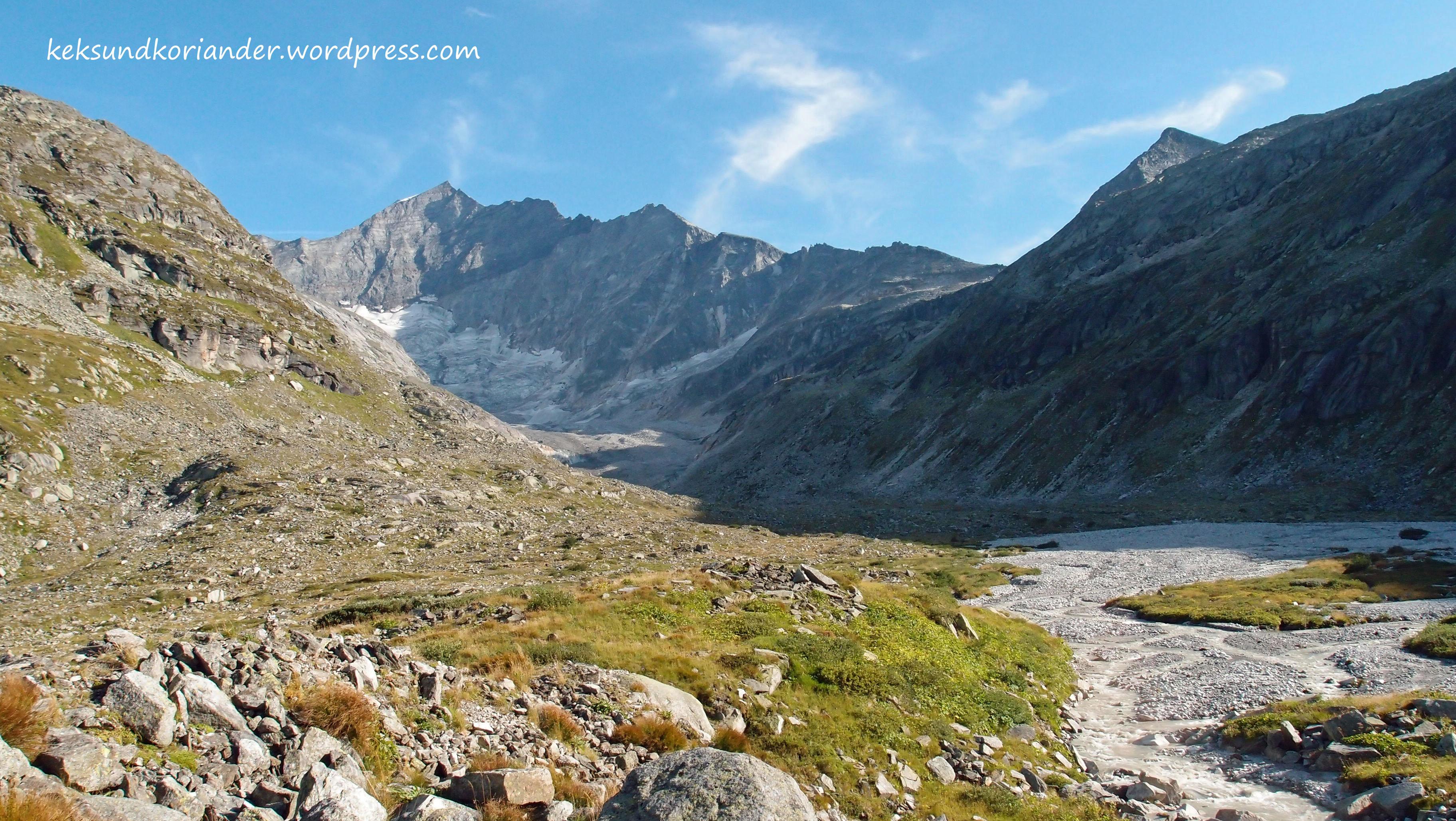 Wandern Hohentauern Österreich 3-Seen Weg