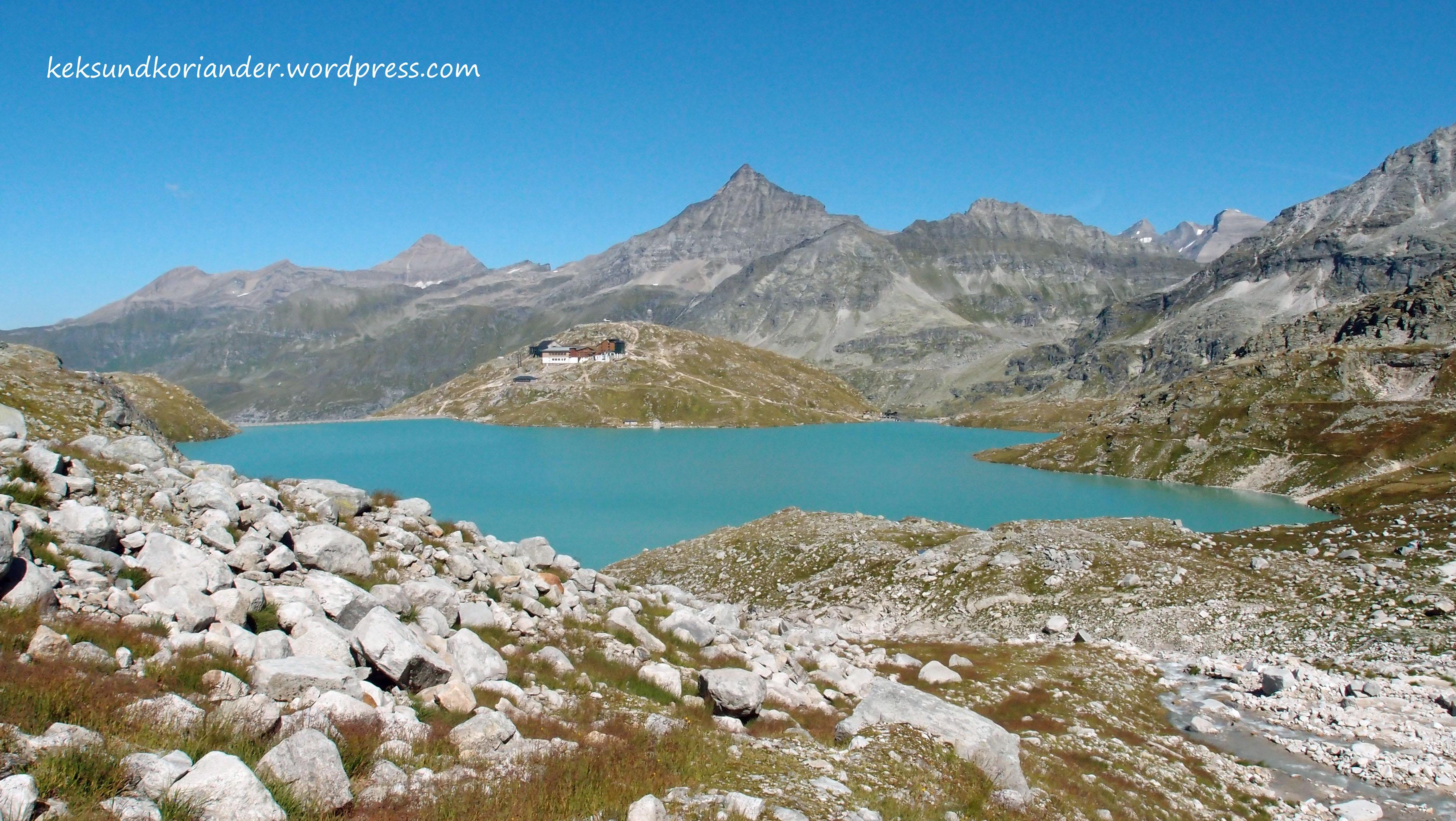 Wandern Hohentauern Österreich Gletschersee Hochfürlegg