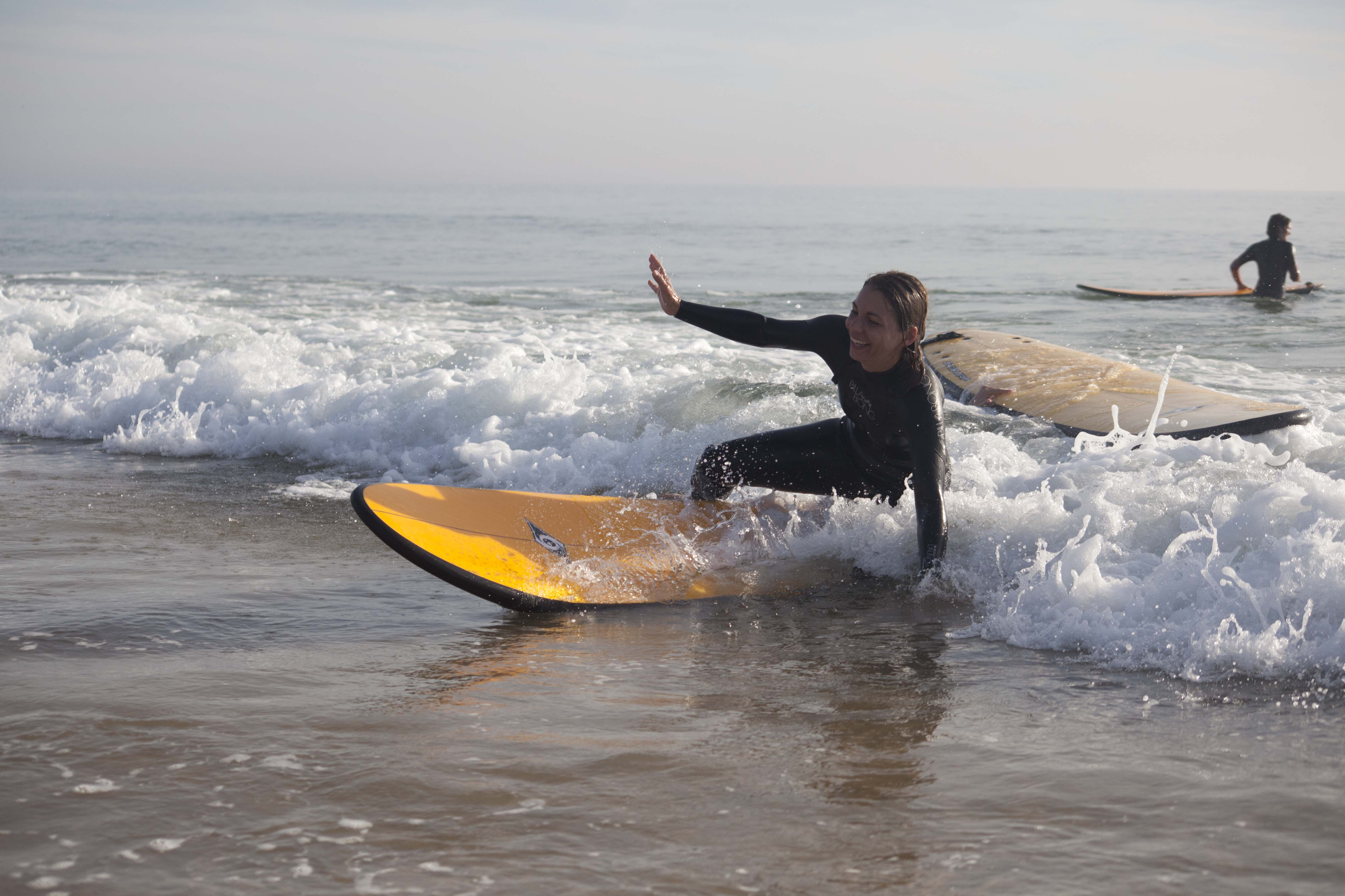 Yoga-Surf-Camp Spanien El Palmar Aframe