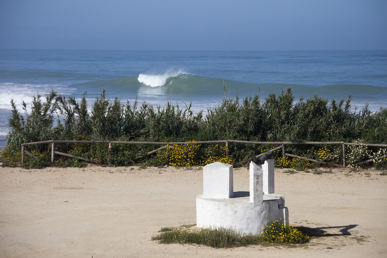 Yoga-Surf-Camp Spanien El Palmar Aframe
