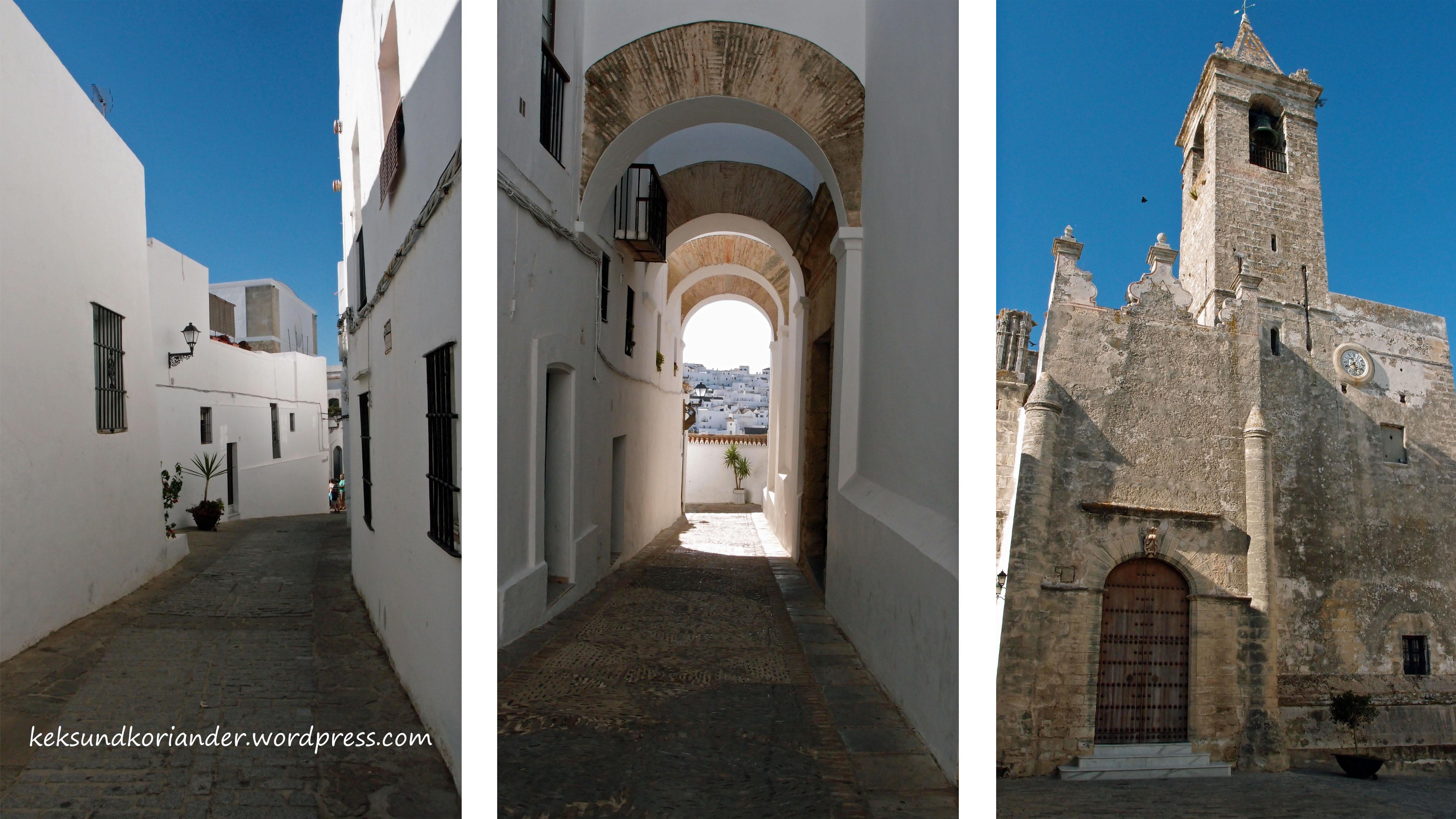 Vejer Andalusien Spanien weiße Stadt4