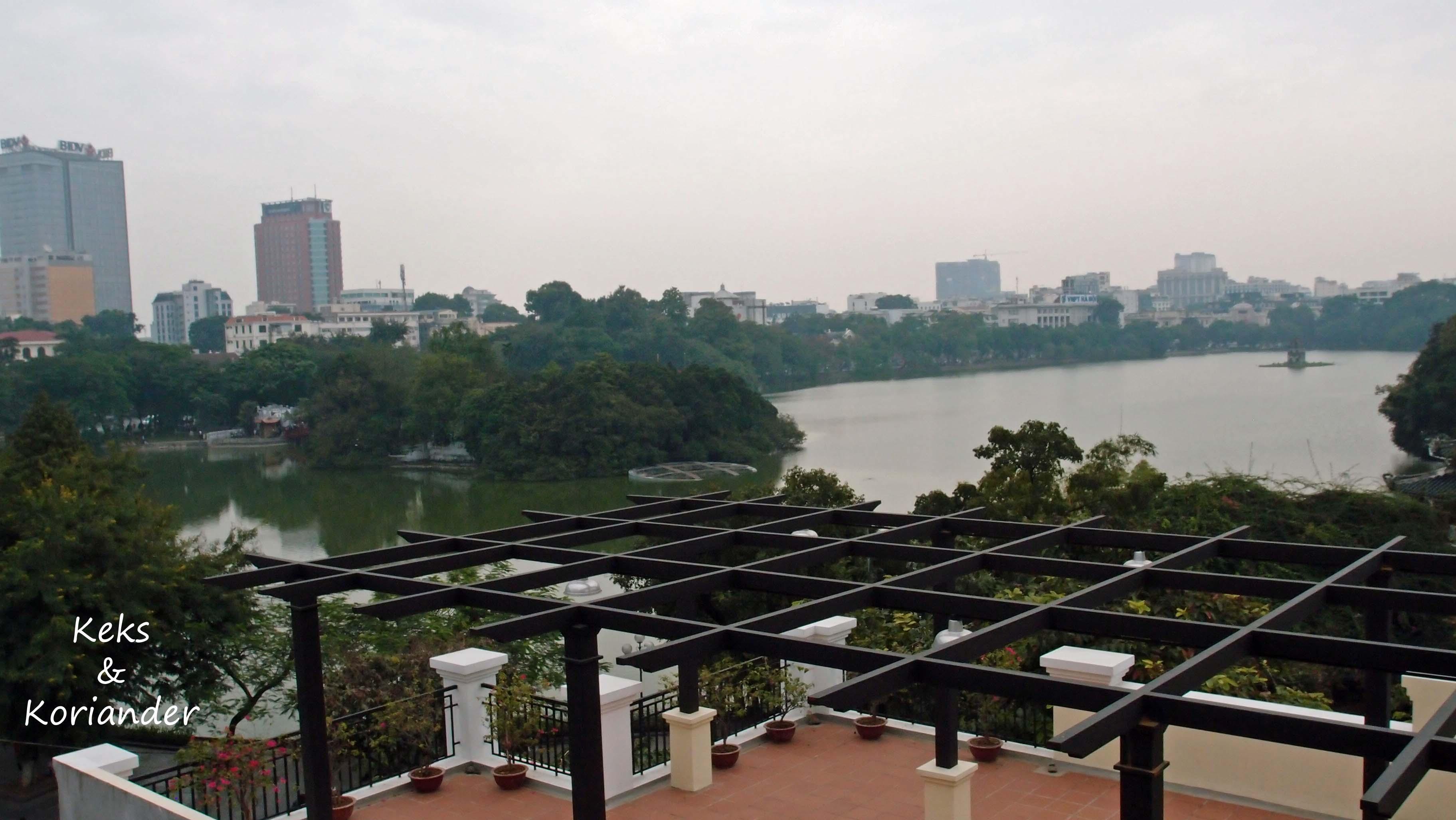 Vietnam Hanoi Altstadt Hoan Kiem See