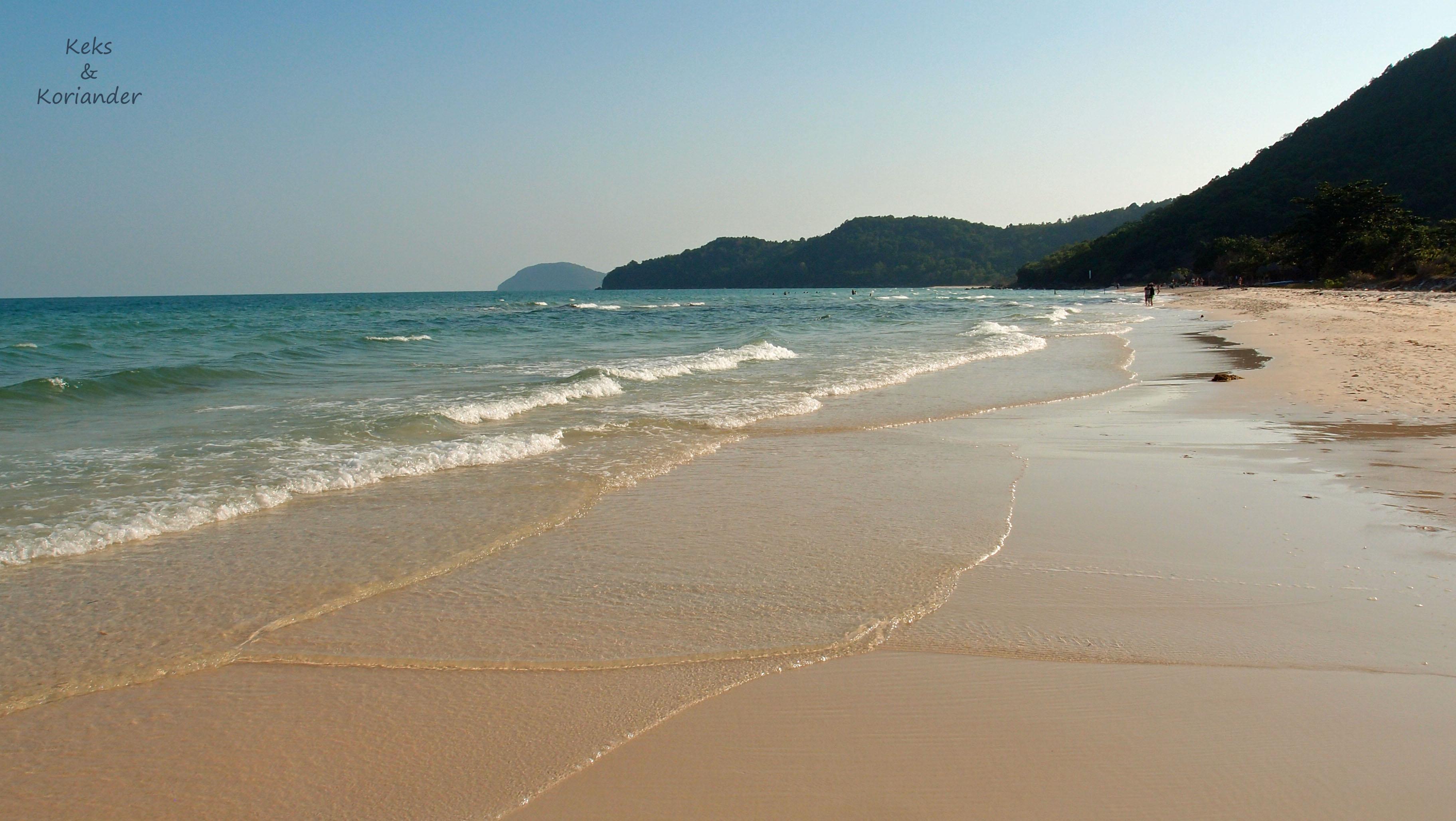 Vietnam Phu Quok Strand Kambodscha