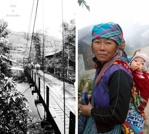 Vietnam Sapa Wandern