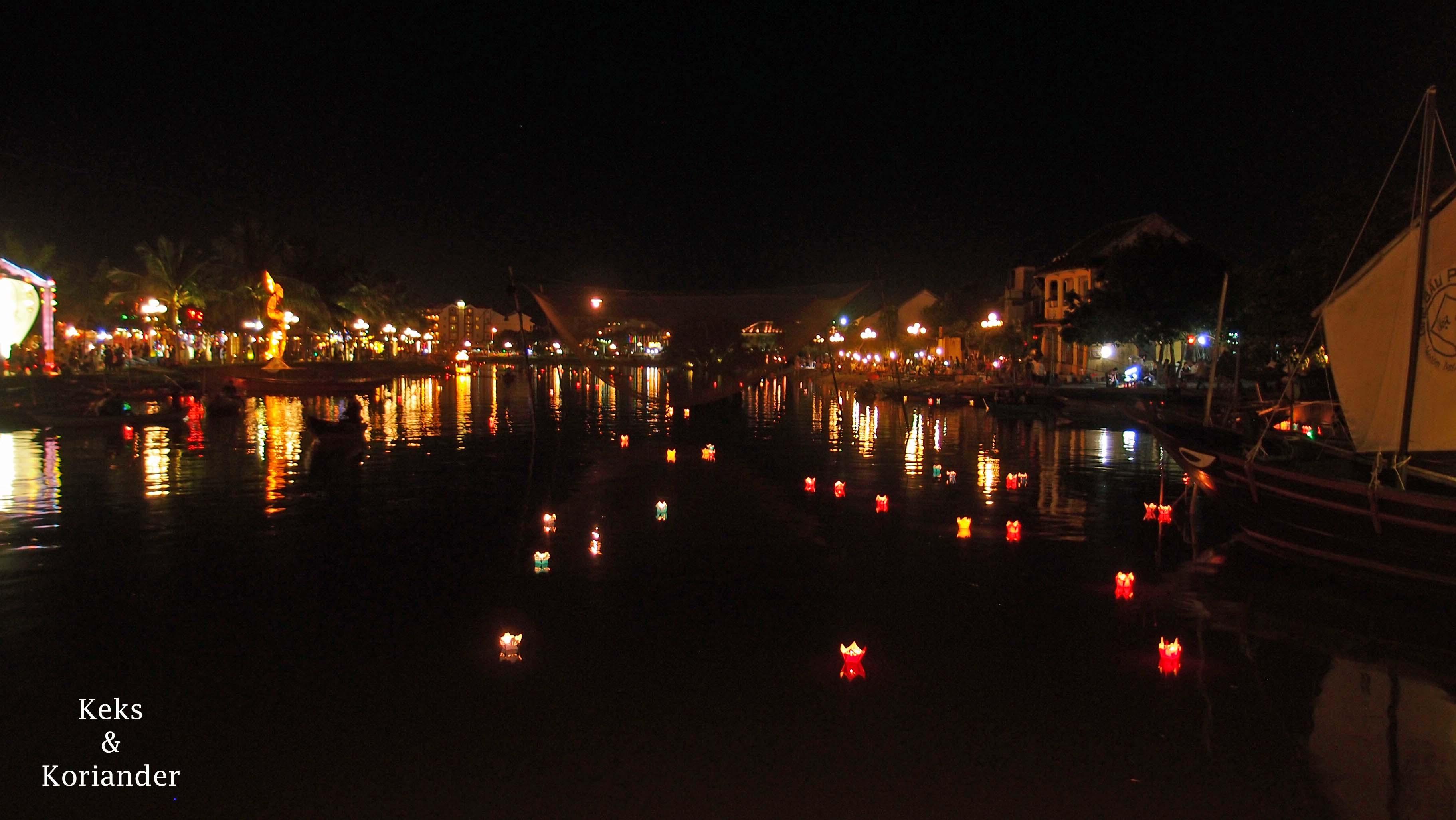 Hoi An Vietnam Altstadt