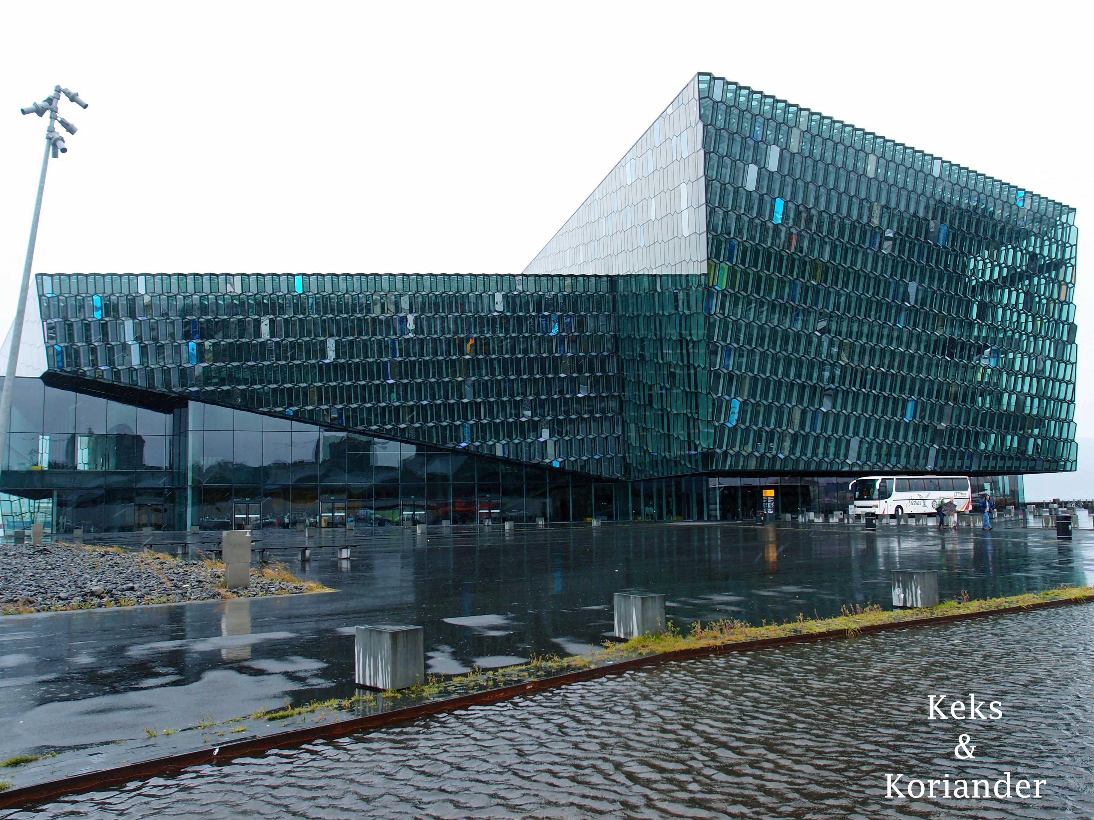 Harpa Reykjavik Island