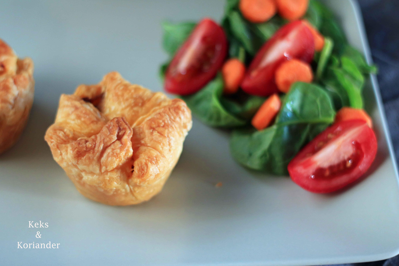 australischer Meat Pie mit Hackfleischfüllung schnell 4