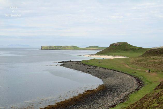Coral Beach Schottland Isle of Skye