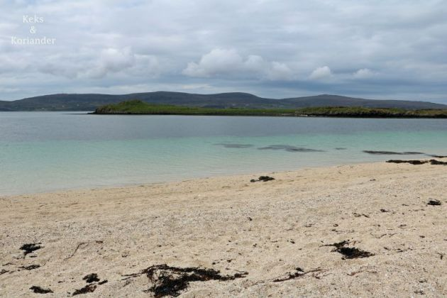 Coral Beach Schottland Isle of Skye 2