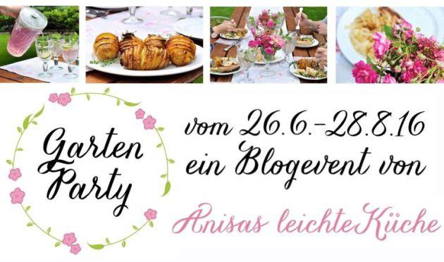 Garten-Party-Event