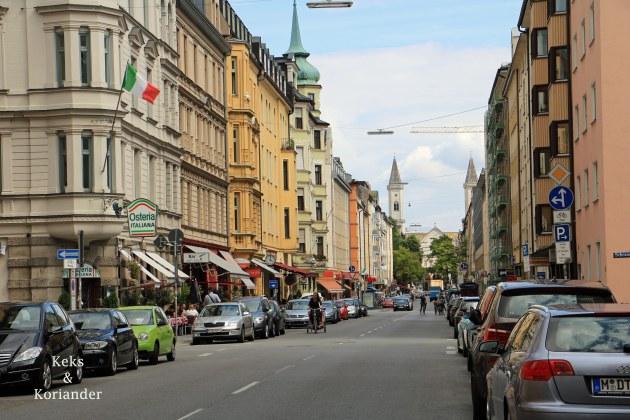 München Schellingstraße