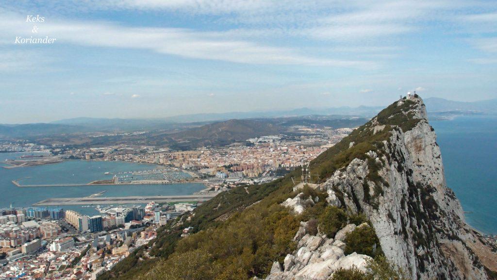 Roadtrip durch Andalusien: Gibraltar und Ronda - Keks & Koriander
