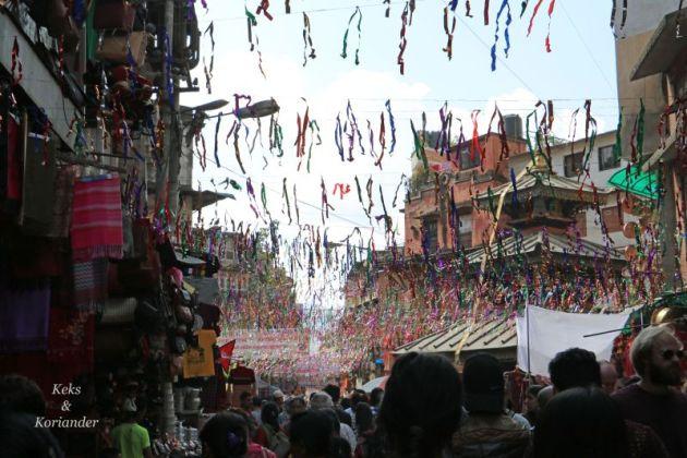 kathmandu-strase-fusgangerzone-thamel-bander-nepal