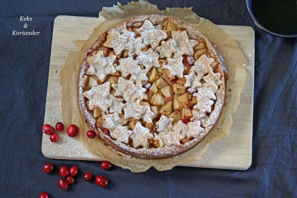 applepie-mit-cranberries