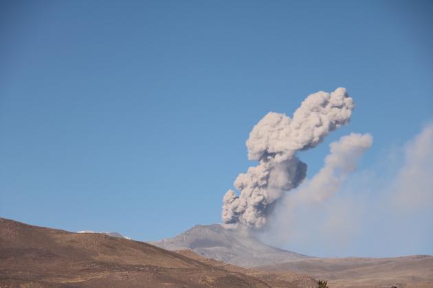 Arequipa Peru Vulkane