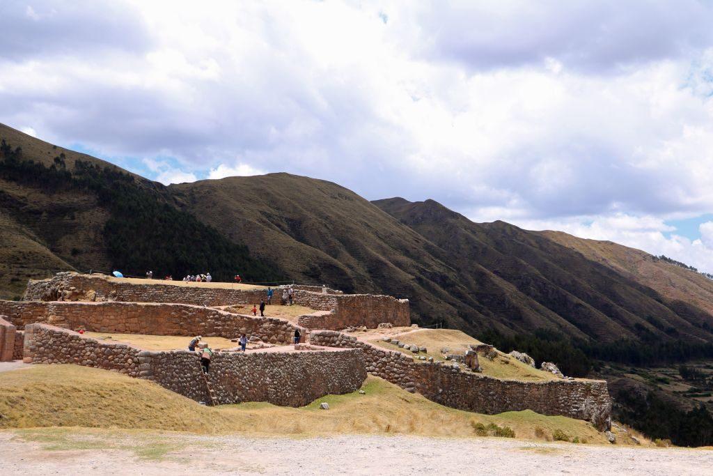 Inkastätte bei Cusco