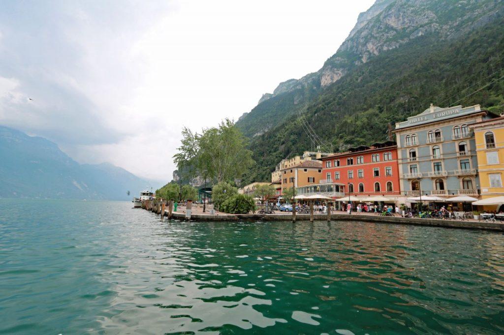 Lago di Garda Gardasee Italien Norden Riva del Garda