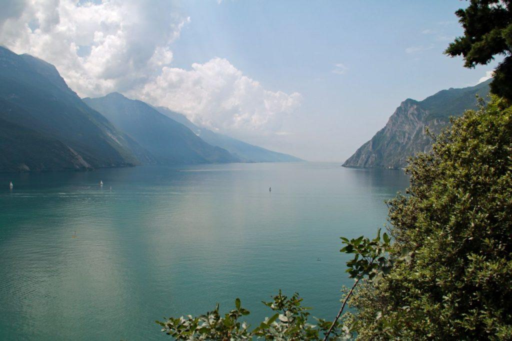 Lago di Garda Gardasee Italien Norden