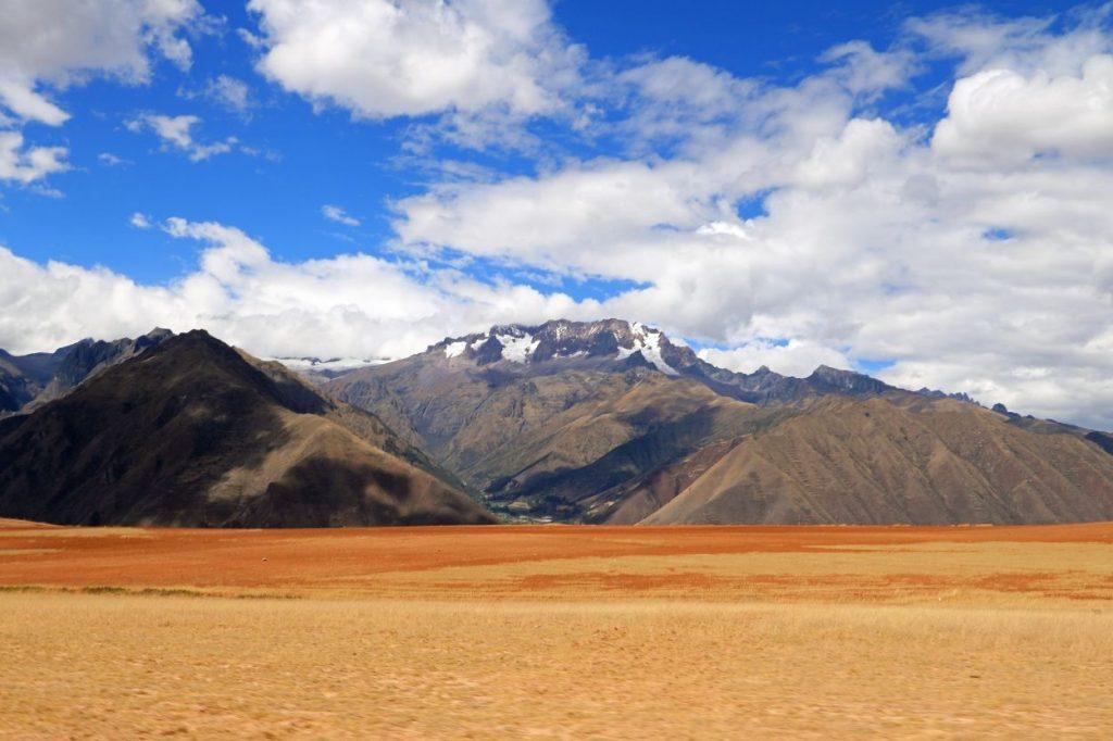 Heiliges Tal Sacred Valley Urubamba Tal Peru Südamerika