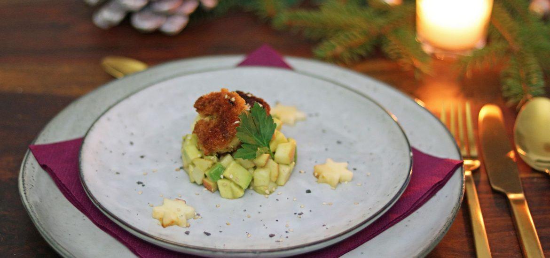 Salat Weihnachten.Märchenhafte Weihnachten Teil 2 Die Vorspeise Sterntaler Aus