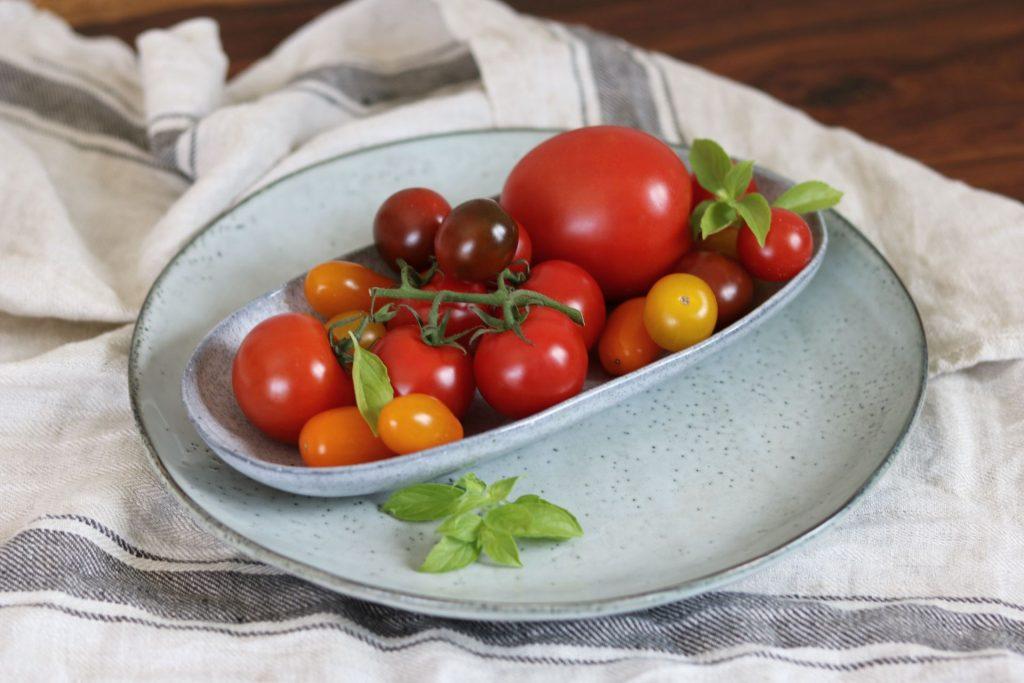 Tomatengalette Tomaten-Galette